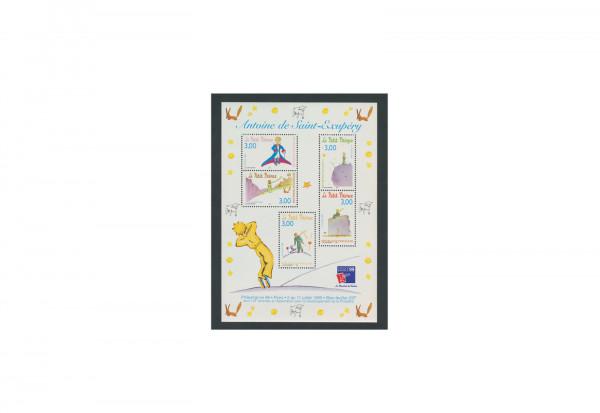 Briefmarken Frankreich Philexfrance 1998 Block 18 postfrisch