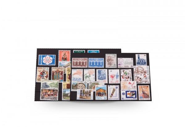 Briefmarken Andorra CEPT 1972-1992 postfrisch