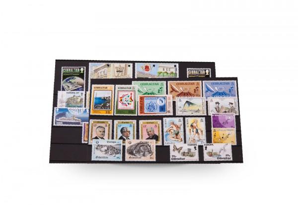 Briefmarken Gibraltar CEPT 1979-1992 postfrisch