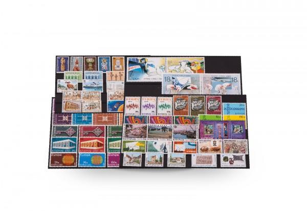 Briefmarken Zypern CEPT 1961-1992 postfrisch