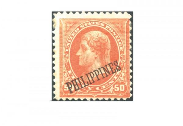 Philippinen 50 Cents 1899 Mi.Nr. 216 *