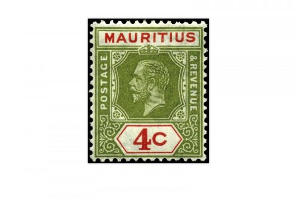 Mauritius 25 verschiedene Marken