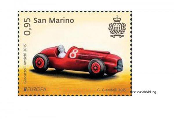 San Marino 100 verschiedene Briefmarken