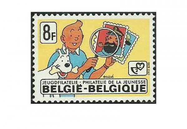 Belgien Sondermarken und Dauerserien 300 Marken postfrisch und gestempelt