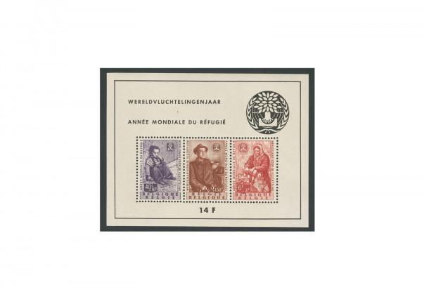 Briefmarken Belgien Block 26 postfrisch