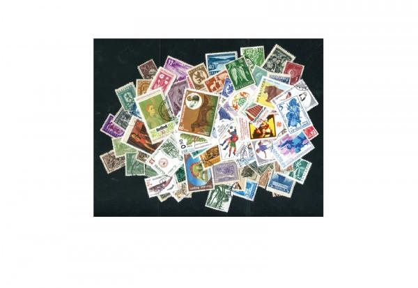 Bulgarien 500 verschiedene Briefmarken