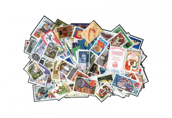 Sowjetunion 1.000 verschiedene Ausgaben postfrisch und gestempelt