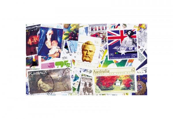 Briefmarken Britische Kolonien und Nachfolgestaaten 500 verschiedene Ausgaben