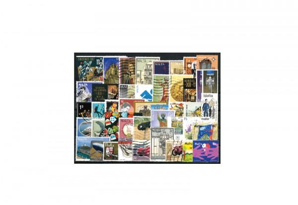 Briefmarken Malta 300 Marken