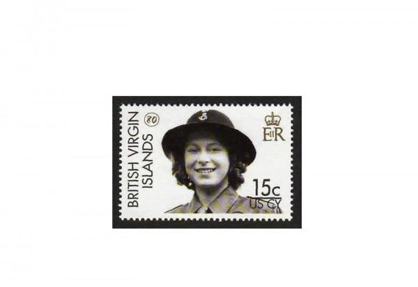 Briefmarken British Virgin Islands 5 verschiedene Marken