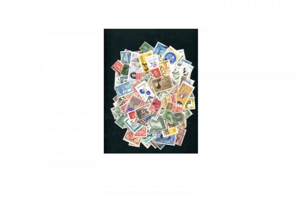 Briefmarken Argentinien-Paket 300 verschiedene Marken postfrisch und gestempelt