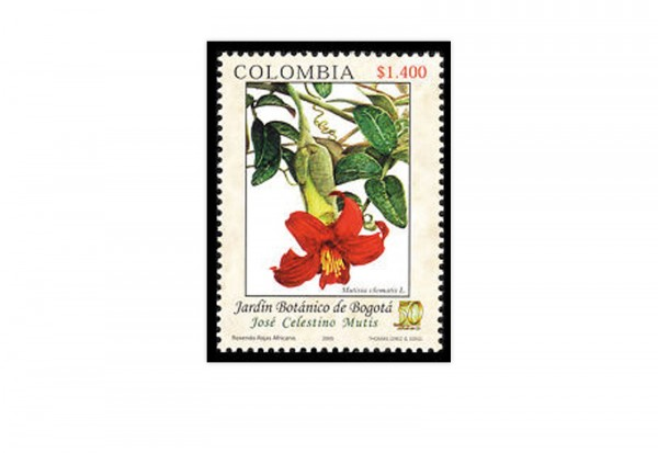 50 Marken Kolumbien