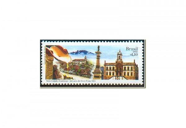 Briefmarken Brasilien-Lot 100 Marken postfrisch und gestempelt