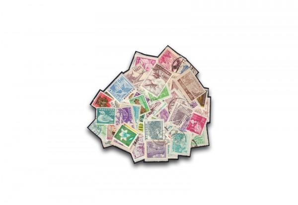 Briefmarken Südkorea 100 verschiedene Ausgaben