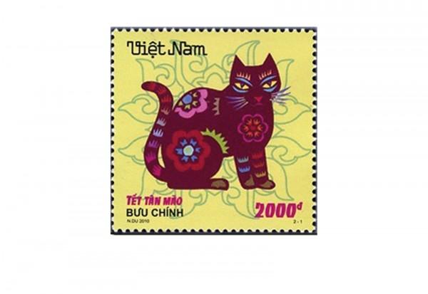 Briefmarken Vietnam 300 verschiedene Marken gestempelt und postfrisch