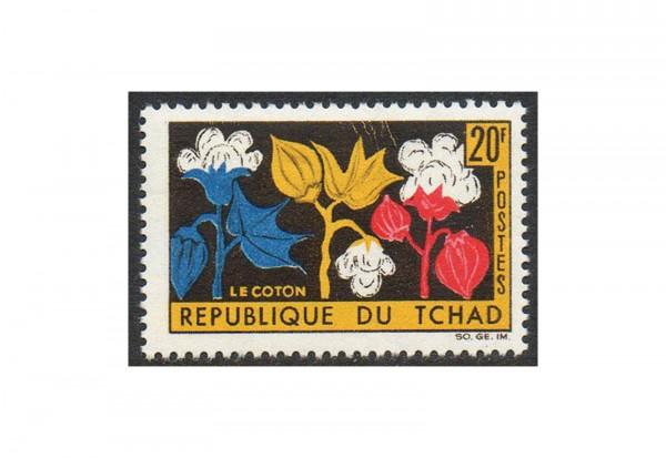 Tschad 50 Marken postfrisch/gestempelt