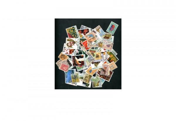 Briefmarken Angola 100 verschiedene Marken