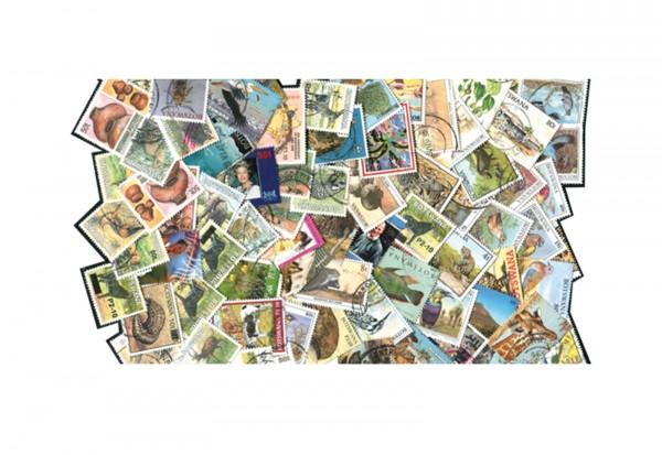 Briefmarken Botswana 100 verschiedene Marken