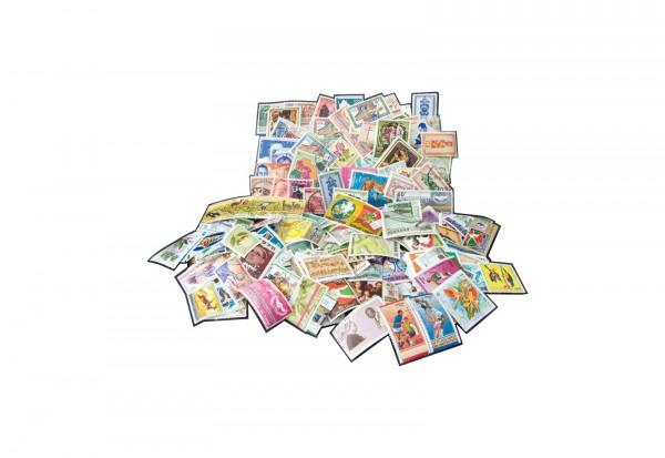 Belgische Kolonien und Nachfolgestaaten 500 verschiedene Ausgaben