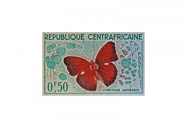 Zentralafrika 100 Briefmarken postfrisch/gestempelt
