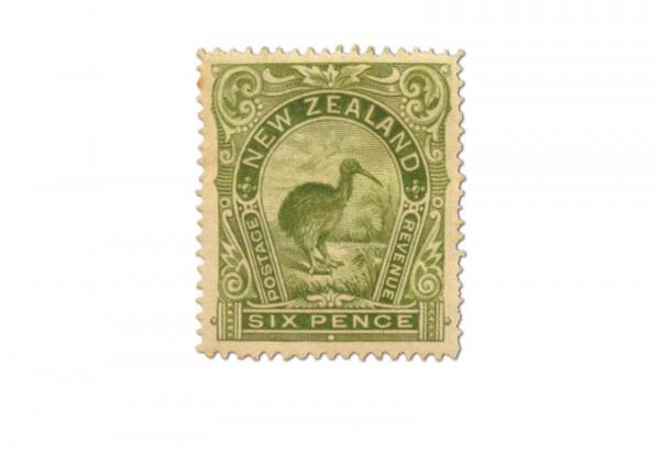 Neuseeland 500 verschiedene Briefmarken