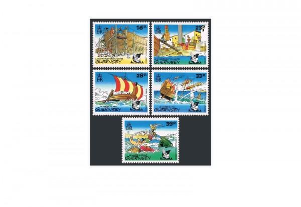 Guernsey 25 Marken