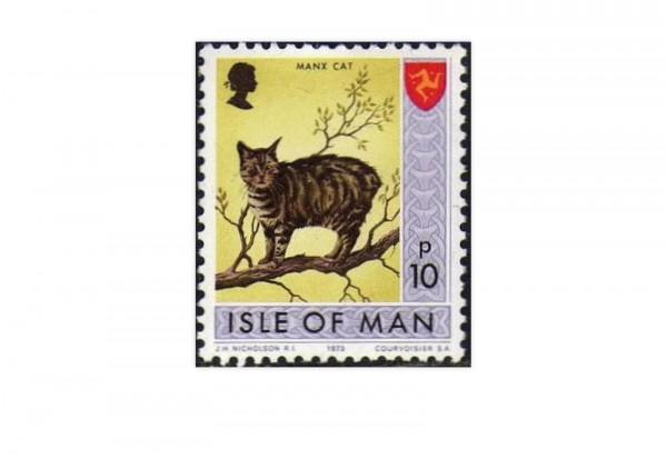 Insel Man 25 Marken