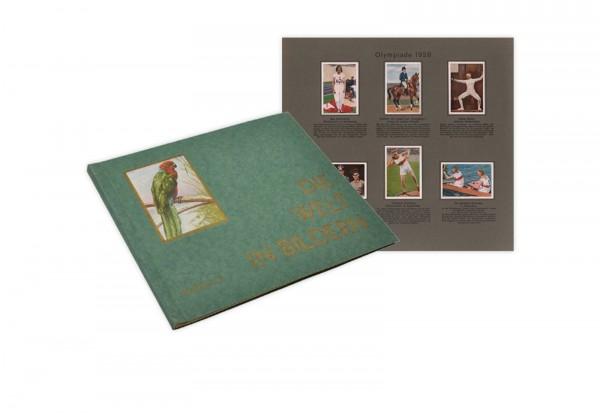 Sammelbilderalbum Die Welt in Bildern Album Nr.3