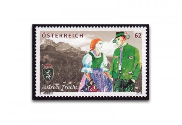 Faksimile Österreich 2012 Ausseer Tracht