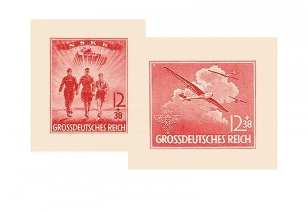 Faksimile Deutsches Reich NSKK/NSFK
